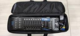 Mesa de Iluminação -DMX - 16 canais