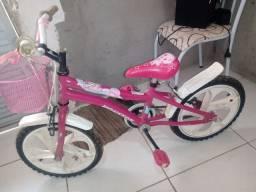 Título do anúncio: Bicicleta (Menina)