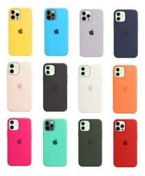 Título do anúncio: Capinha Capa Case de Silicone Iphone 12 Pro Max
