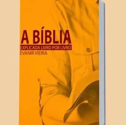 Livro A Bíblia - explicada livro por livro