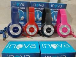 Fone de ouvido pra celular da Marca inova