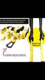 Título do anúncio: TRX - Fita de suspensão para exercícios