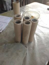 Título do anúncio: Rolos de papelão para reciclar