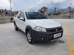 Fiat Strada Freedom CD 1.4 8V Flex - 3 Portas - Único dono - Extremamente conservada