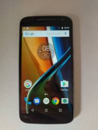 Título do anúncio:  celular Moto g4 usado