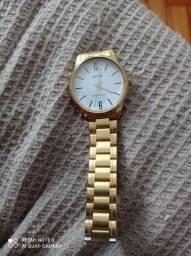 Título do anúncio: Lindo Relógio Dourado