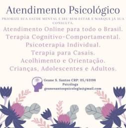 Título do anúncio: Psicóloga Atendimento Online Para Todo Brasil