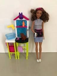Display Barbie Veterinária