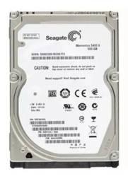 HD Para Notebook 500GB Seagate Slim