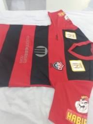 Camisa nova do Vitória