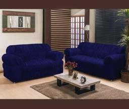 Capas de sofá com 21 elástico reforçados