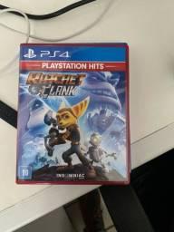 Jogo Ratchet e Clank PS4