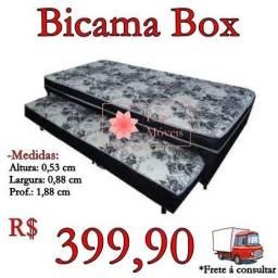Título do anúncio: Bicama box / Frete à consultar.