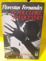 o folclore em questão_florestan fernandes R$ 80,00
