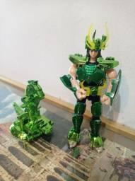 Cavaleiro Shiryu de Dragão - Diecast St. Fighter