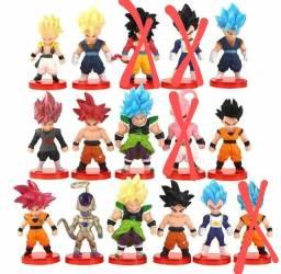 Bonecos / Miniaturas Dragon Ball Z