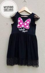 Título do anúncio: Vestido Minnie Tam 6