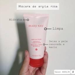 Máscara de argila rosa - Mary Kay