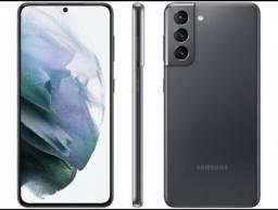 Samsung S21 5G 128GB Cinza NOVO*NF