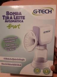 Título do anúncio: Vendo Bomba tira leite automática smart