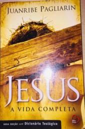 Livro: Jesus- A Vida Completa de Juanribe Pagliarin