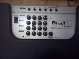Amplificador/Cubo de Teclado e Guitarra. Staner- Shout 215 K