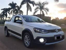 Volkswagen Saveiro Cross 1.6 Cabine Estendida - Ipva 2021 pago - 2 Pneus Novos - 2014/2015