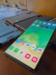 Samsung Galaxy Note 10 Plus Preto Garantia e Nota Novo