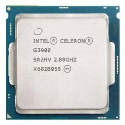 Processador Celeron G3900 2.80Ghz Socket 1151
