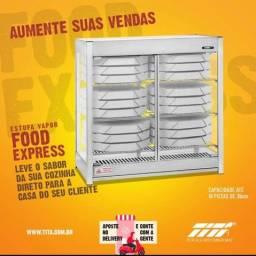 Estufa pra delivery pizza , lanches , marmitas - JM equipamentos BC