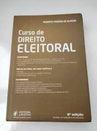 Livro Curso de Direito Eleitoral