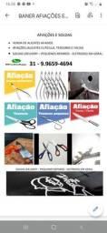 Título do anúncio: Soldas eletrodo - avulsas - delivery - pequenos reparos