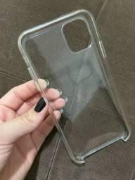 Capa protetora clear iPhone 11
