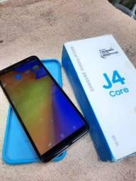 Vendo Samsung Galaxy j4 core simi