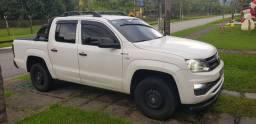 Amarok 2017 4x4 Diesel Único Dono