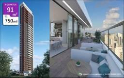 Terrazza | 3 Quartos (1 suíte) | Apartamentos a venda em Boa Viagem