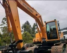 Título do anúncio: Escavadeira Hyundai 140LC