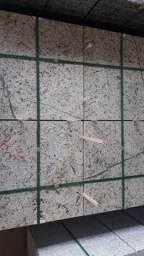 Oportunidade Granito Branco Dallas 57x57x1,5