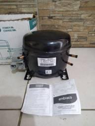 Compressor 1/4 novo 110 volts