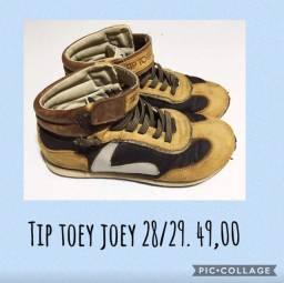 Tênis tip toey JoeY