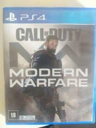 Ps4       Call of duty Moderno warfare