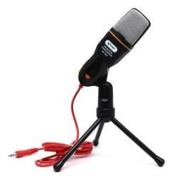 Microfone Knup KP-917 (Plug P2) - Novo