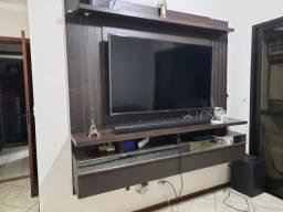 """Rack com painel para TV até 58"""""""