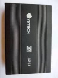 """Título do anúncio: Case Para HD Externo 3,5""""   USB Sata 2.0"""