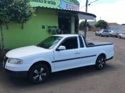 Vw - Volkswagen Saveiro City 1.6 totalflex- Completa - 2007
