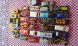 Miniaturas carrinhos matchbox
