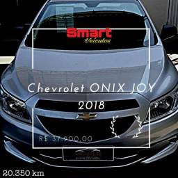 Smart Veículos - Chevrolet ONIX JOY, 1.0, 17/2018, 29.600 km - 2018