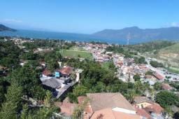 Terreno vista para o mar, 576 mts - São fc°, São Sebastião, 6 km da balsa de Ilha Bela