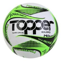 Bola de Futebol Campo Topper Boleiro 2020 (Leia Descrição)