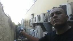 Assistência técnica em ar condicionado comercial e industrial